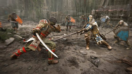 La beta cerrada de For Honor, disponible del 26 al 29 de enero