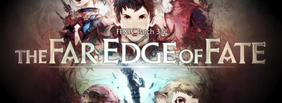 """Actualización 3.5 para Final Fantasy XIV: """"The Far Edge of Fate"""""""