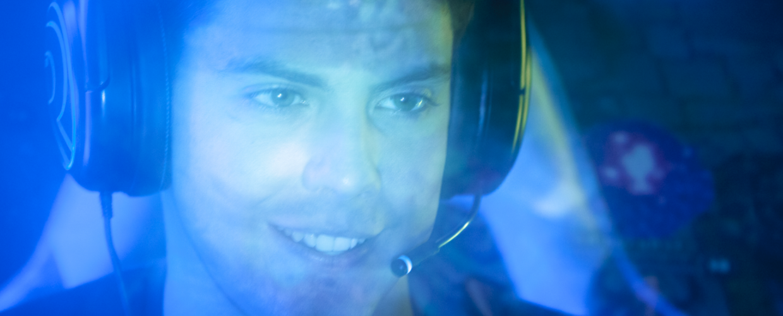 Gillette ingresa al campo de los eSports