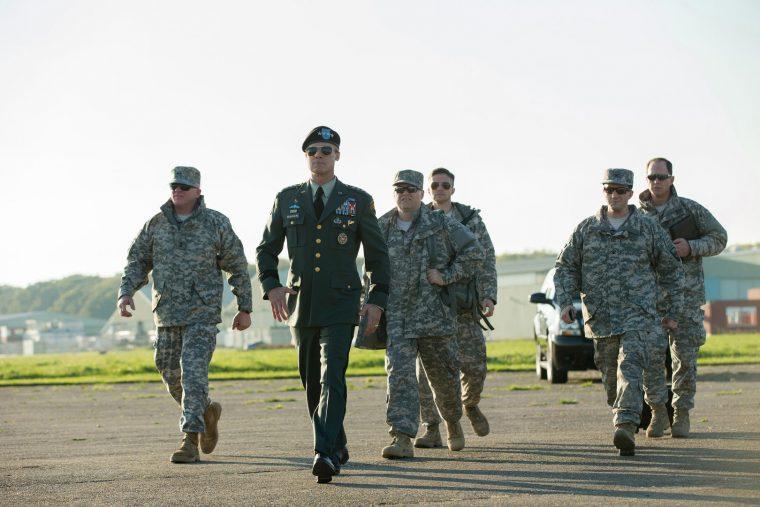 Netflix presenta las primeras imágenes de War Machine, con Brad Pitt