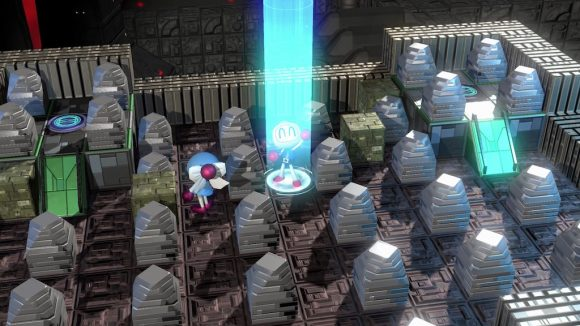 Super Bomberman R ya disponible para Nintendo Switch
