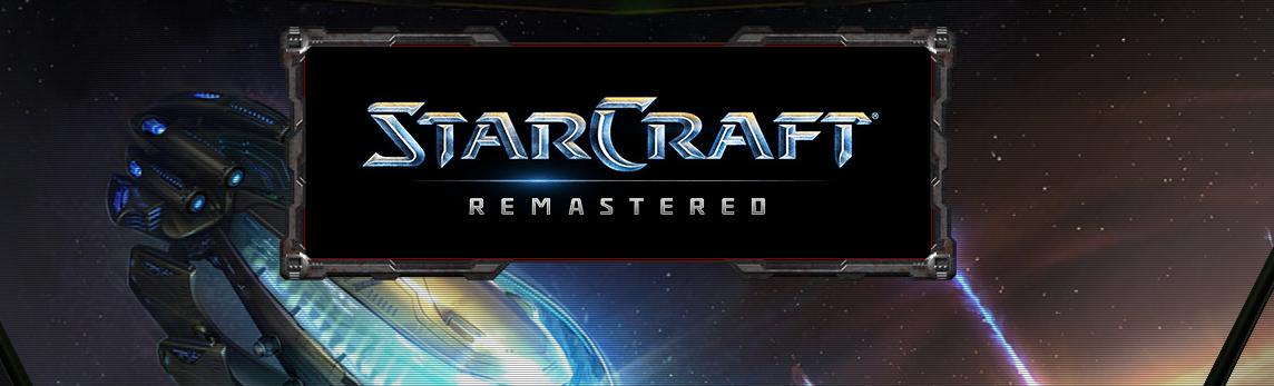 Blizzard anuncia el lanzamiento de StarCraft: Remastered
