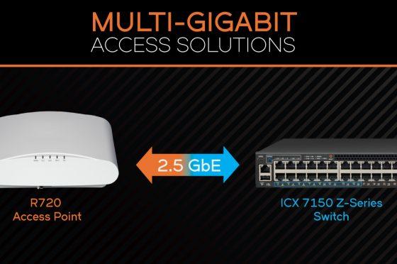 Ruckus expande su oferta de infraestructura de red de alto rendimiento para brindar mejores conexiones alámbricas e inalámbricas
