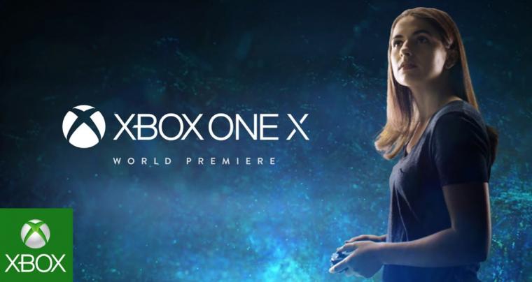 Xbox One X: Microsoft la llama la consola más poderosa del mundo