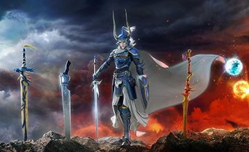 Se anuncia DISSIDIA FINAL FANTASY NT para PS4