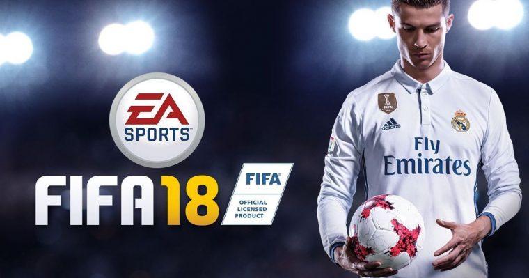 CRISTIANO RONALDO ES NOMBRADO LA ESTRELLA DE LA PORTADA GLOBAL DE FIFA 18