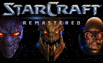 StarCraft: Remastered llega el 14 de agosto 2017
