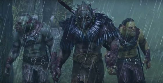Nemesis Forge en Middle-earth: Shadow of Mordor
