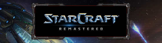 ¡Mejora finalizada! STARCRAFT: REMASTERED, ya disponible