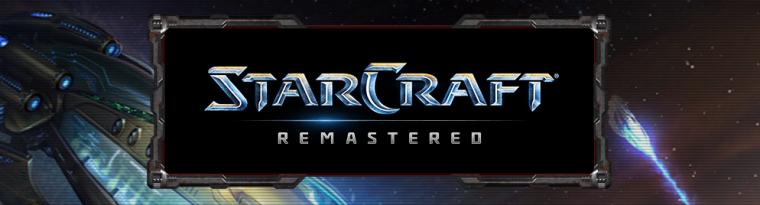 ¡Mejora finalizada! STARCRAFT: REMASTERED, ya disponible