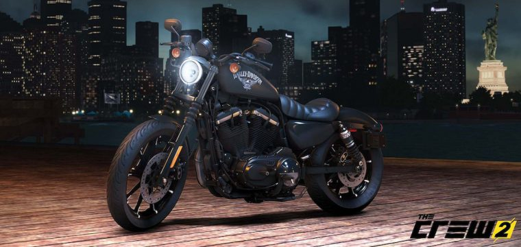 Habrá exclusivas motocicletas Harley-Davidson en The Crew 2