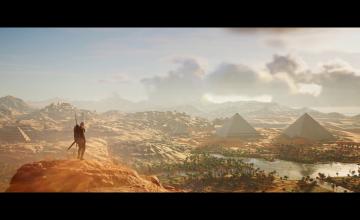 Ubisoft estrena nuevo tráiler de Assassin's Creed Origins