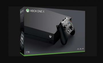 Xbox One X llega este 7 de Noviembre