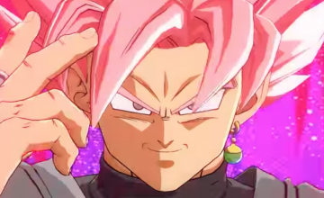 Se confirma Goku Black Super Saiyan Rose en DRAGON BALL FighterZ