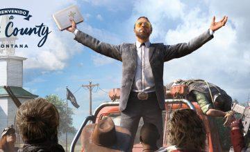 Bájate gratis el mapa de Far Cry 5