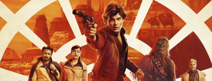 Mira el nuevo trailer de Han Solo: Una Historia de Star Wars