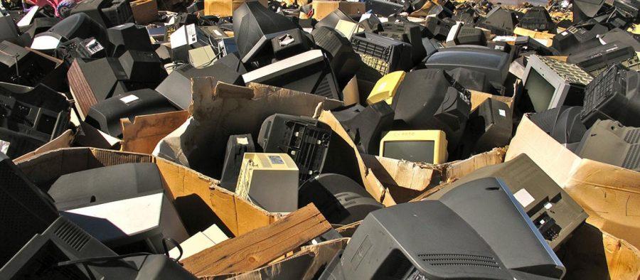 SONY sobre el reciclaje de residuos electrónicos