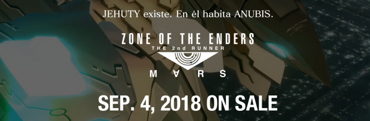 Ya disponible la demo de ZONE OF THE ENDERS: THE 2nd RUNNER – M∀RS