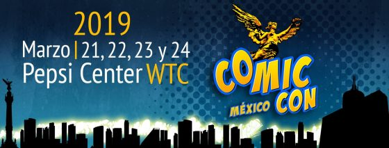 La auténtica expo Comic Con llega a México por primera vez