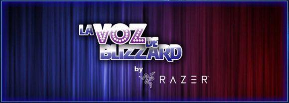 Se extiende la oportunidad de participar en La Voz de Blizzard