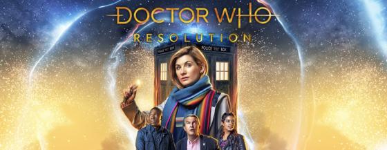 El Especial de Año Nuevo de Doctor Who llega a México