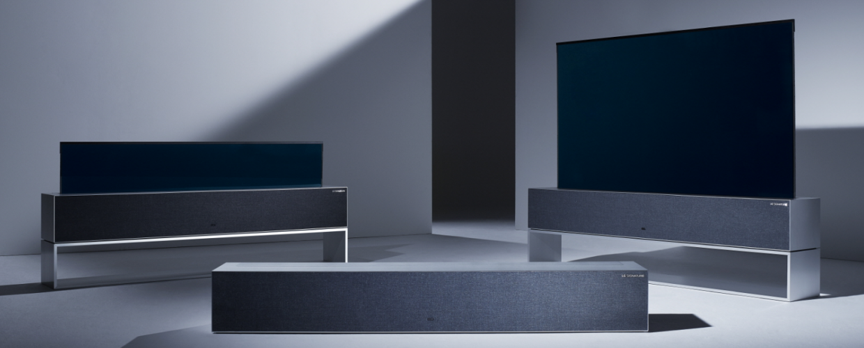 CES 2019: LG abre paso a los televisores del futuro con el primer OLED TV enrollable del mundo