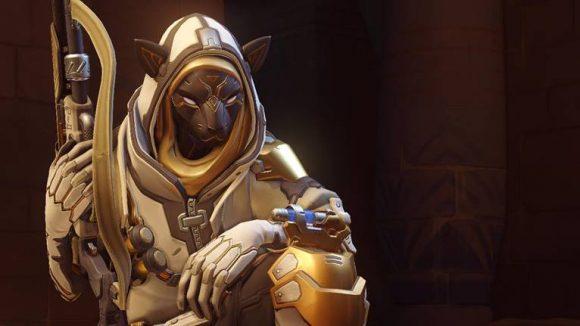 Overwatch: El desafío Bastet de Ana + Skins de nuevos equipos OWL ¡ya disponibles!