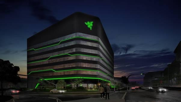 Razer anuncia su nueva sede para el Sudeste Asiático