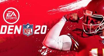 Patrick Mahomes va a la portada de EA SPORTS Madden NFL 20