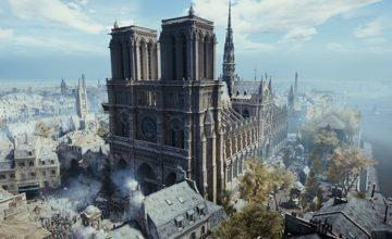 Ubisoft se une a la ayuda para Notre-Dame de París