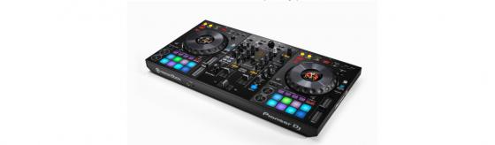 Pioneer presenta el nuevo Controlador DDJ-800