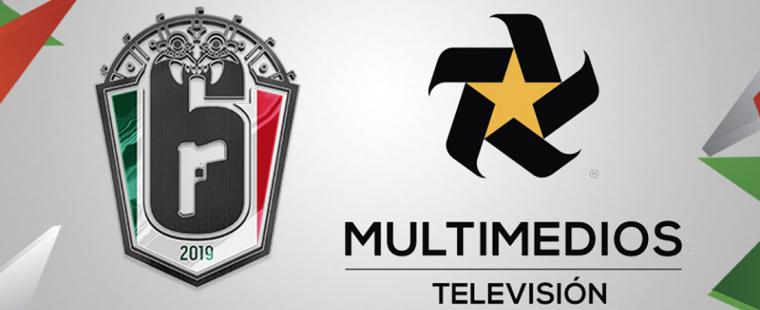 Rainbow Six a la TV abierta mexicana