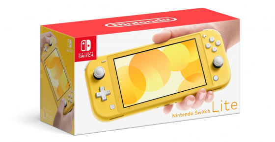 Nintendo Switch Lite estará disponible en Latinoamérica en octubre 2019