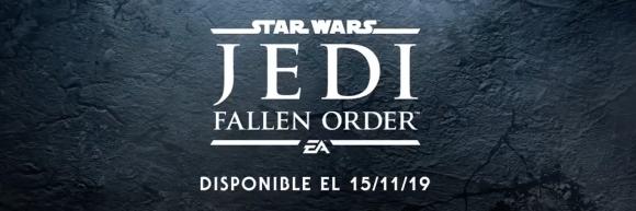 Star Wars Jedi: Fallen Order llega este 15 de noviembre