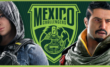 EL TORNEO LATAM MASTERS DE TOM CLANCY'S RAINBOW SIX SIEGE LLEGA AL AUDITORIO BLACKBERRY, EN CDMX
