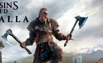 ¡Vikingo tu padre! Se presenta: Assassin's Creed Valhalla