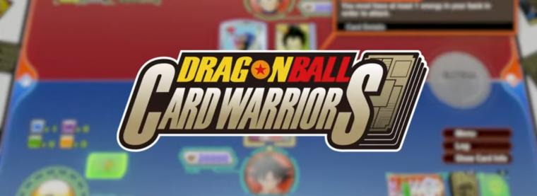 ¡DRAGON BALL Z: KAKAROT AGREGA HOY EL NUEVO MODO DRAGON BALL CARD WARRIORS!