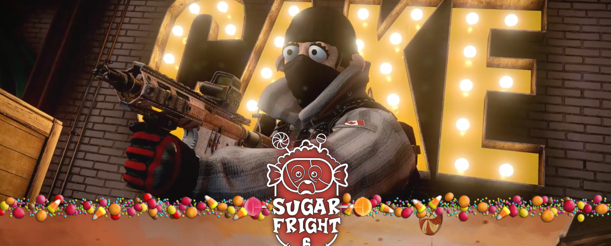 TOM CLANCY'S RAINBOW SIX®SIEGE ANUNCIA EL EVENTO DE TIEMPO LIMITADO DE HALLOWEEN: SUGAR FRIGHT