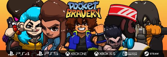 Pocket Bravery anuncia su campaña de crowdfunding con recompensas especiales